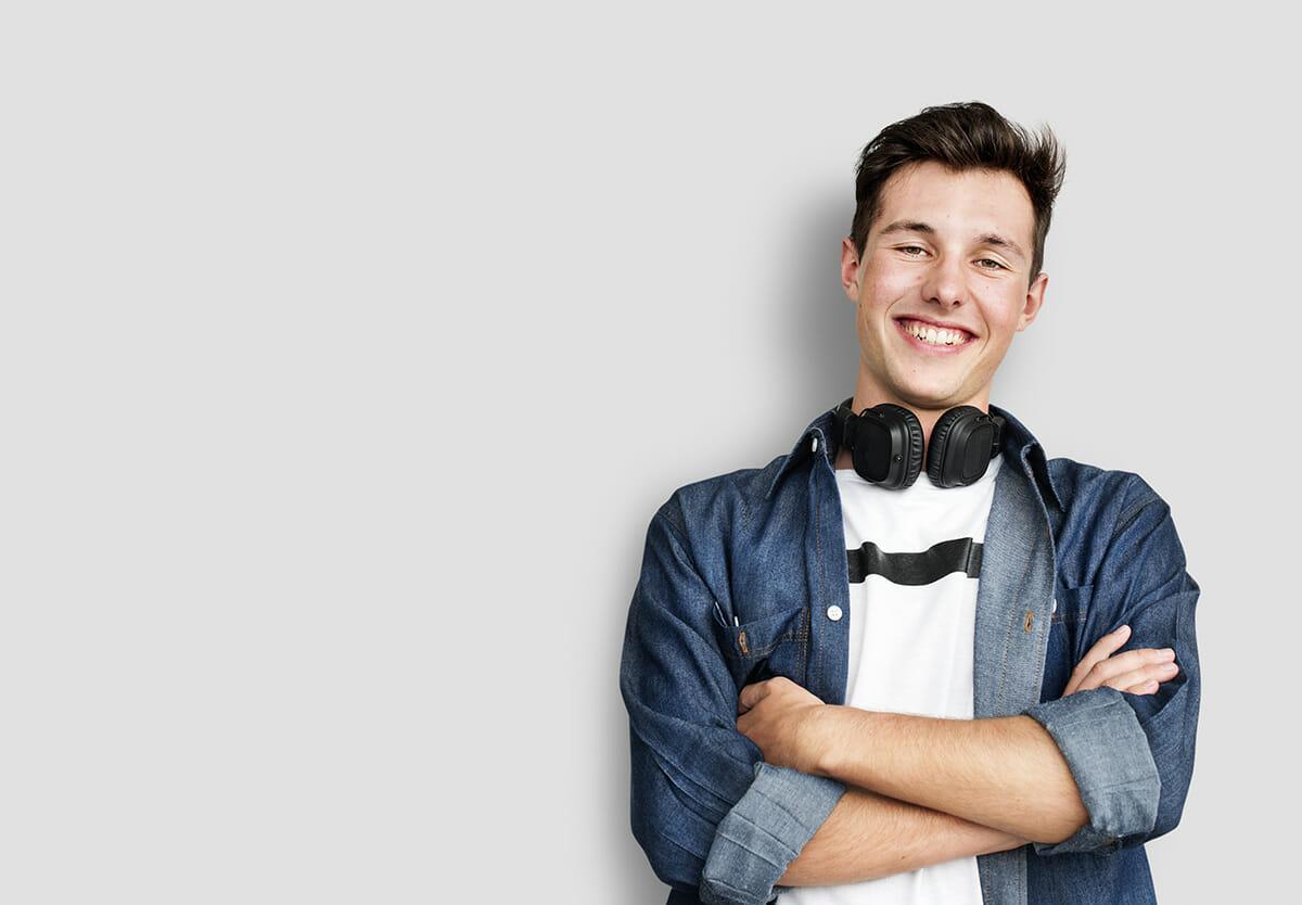Person-Listening-Music